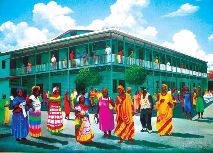 A cultura afro brasileira e sua contribuição na cultura do brasil 6